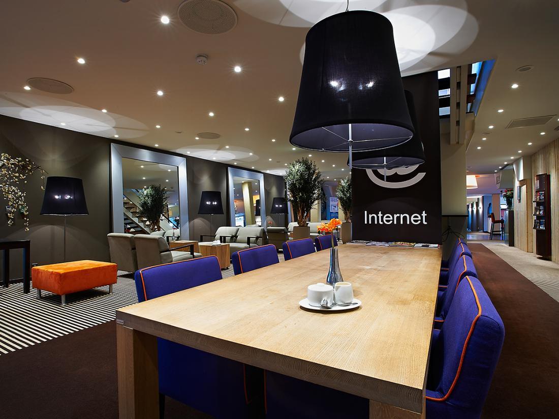 Weekendjeweg Postillion Hotel Amersfoort Veluwemeer Gelderland Lobby