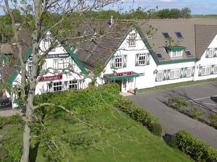 Hotelarrangement Hotel Prins Hendrik Texel Aanzicht