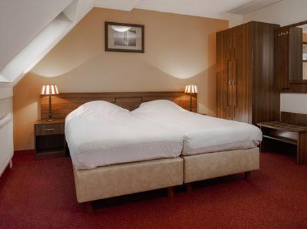 Weekendjeweg Hotel Prins Hendrik Texel Standaardkamer