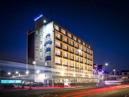 Weekendjeweg Badhotel Scheveningen Exterieur
