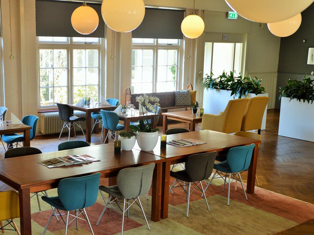 Hotel Mennorode Elspeet Gelderland Restaurant Schaapskooi
