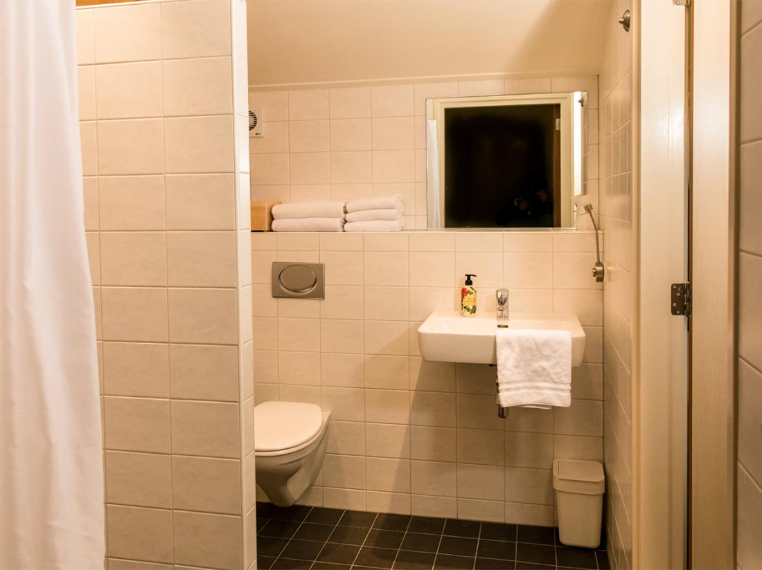 hotelappartement johanneshoeve badkamer