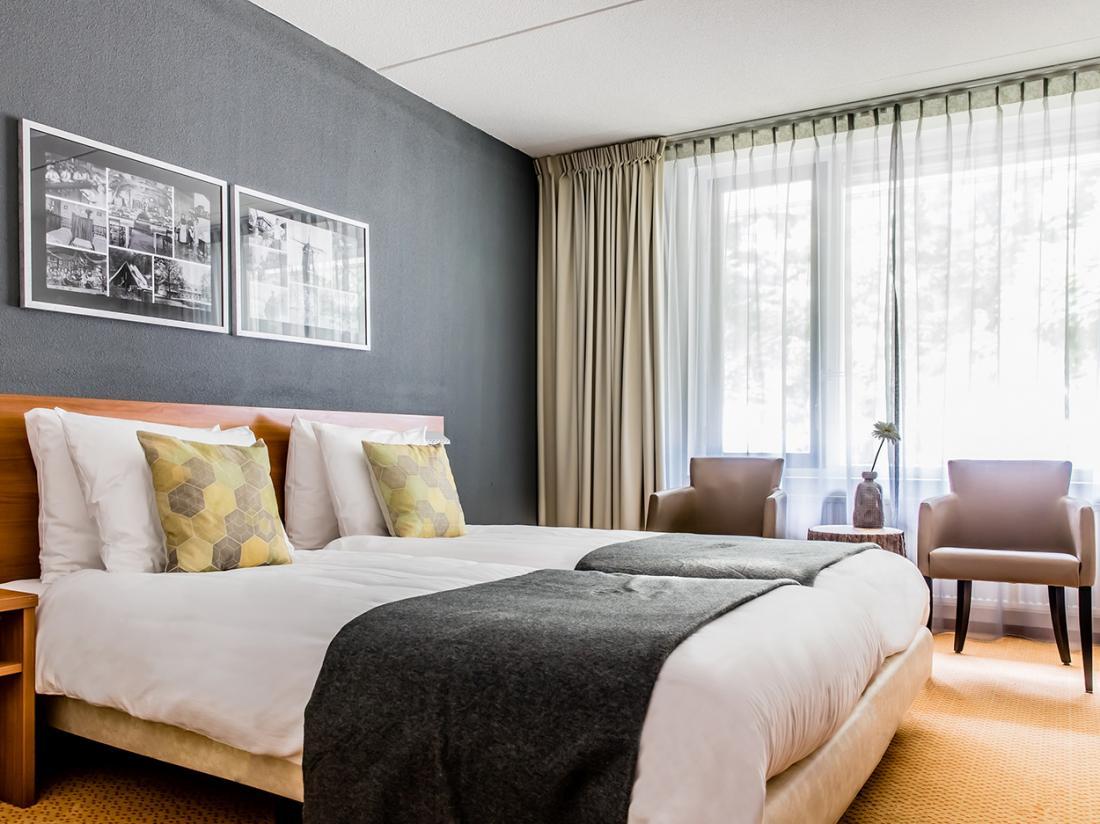 Hotel Mennorode Elspeet Gelderland Hotel Comfortkamer