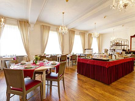 Hotelarrangement Brugge Restaurant