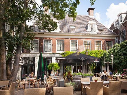 Weekendjeweg Groningen Terras