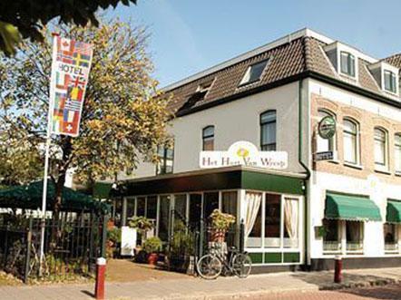 Hotel Hart van Weesp Weesp aanzicht