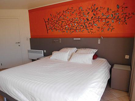 Hotelarrangement The Protea Zonnebeke Persimmon Kamer