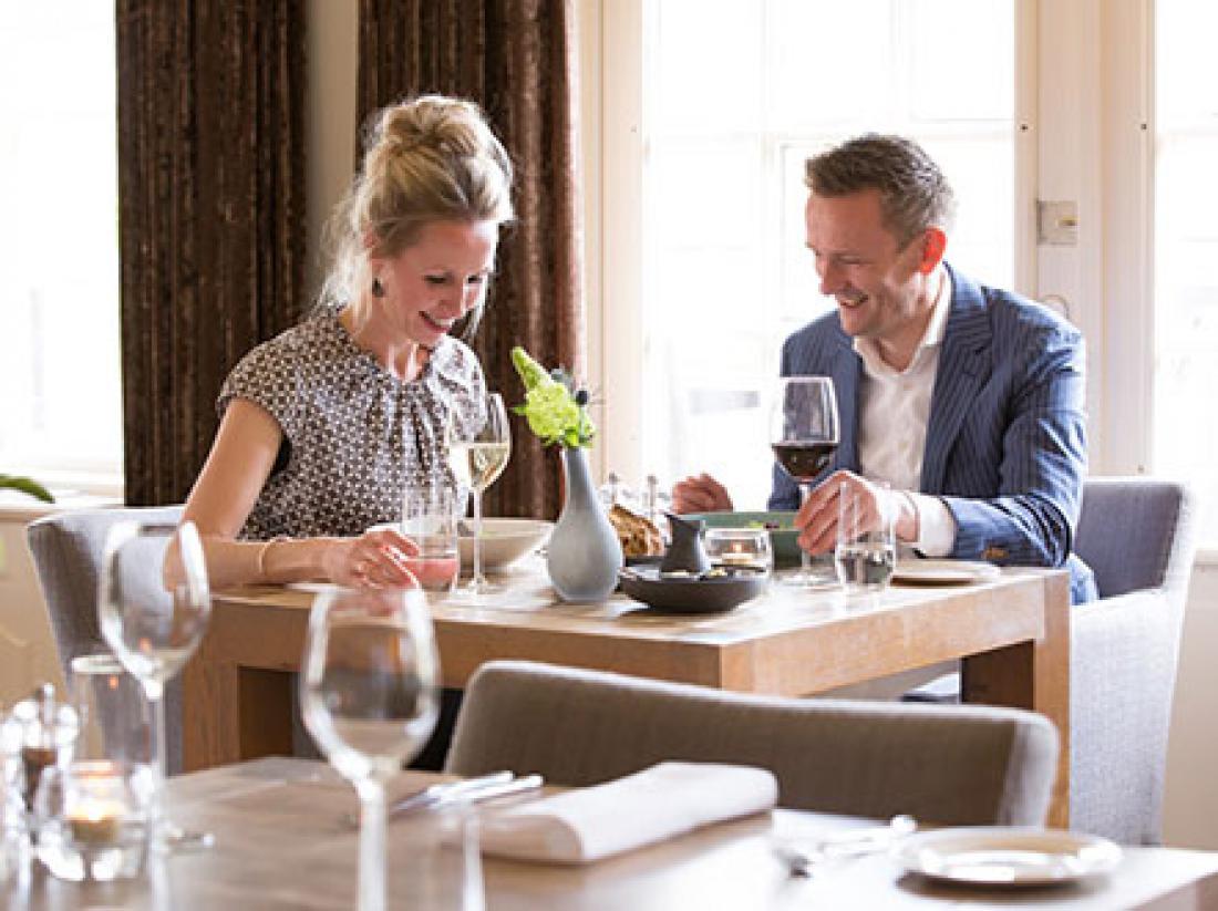 Weekendjeweg Landgoed De Uitkijk Restaurant