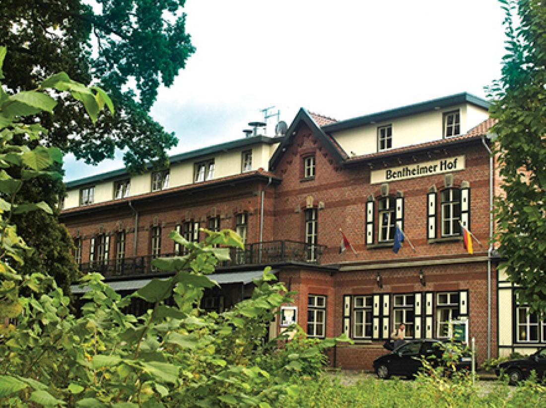 Hotel Bad Bentheim Duitsland hotel