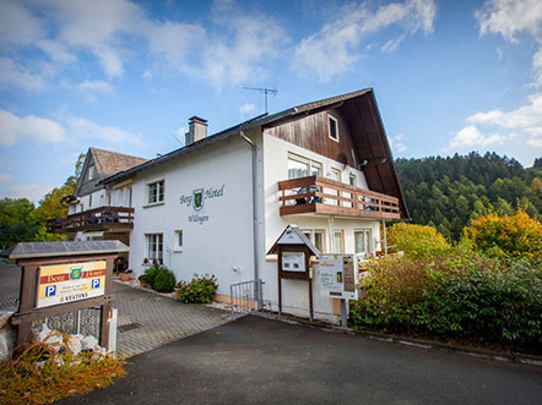 Berghotel Willingen Sauerland Pand
