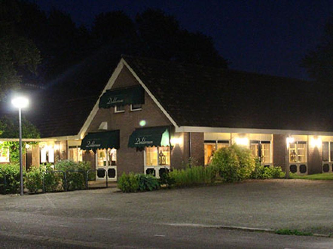 Hotelarrangement-Drenthe-Doldersum-Aanzicht