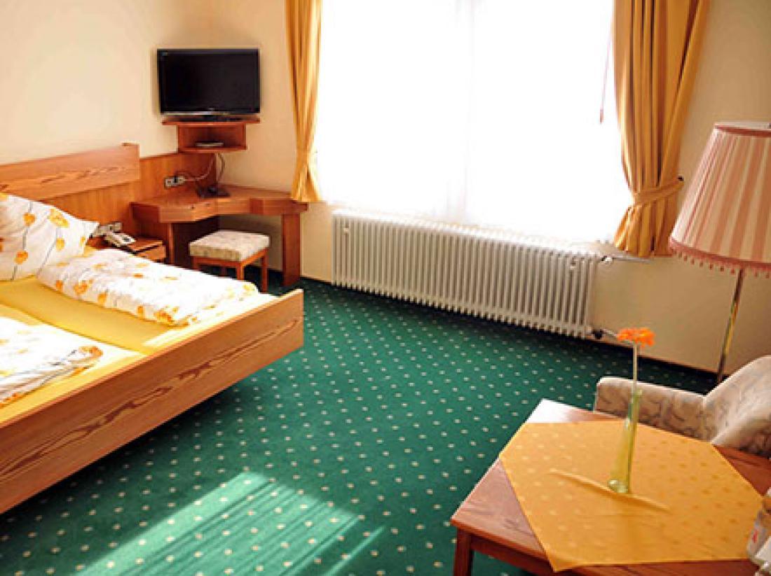 Hotel Niedersfeld Winterberg Duitsland Hotelkamer