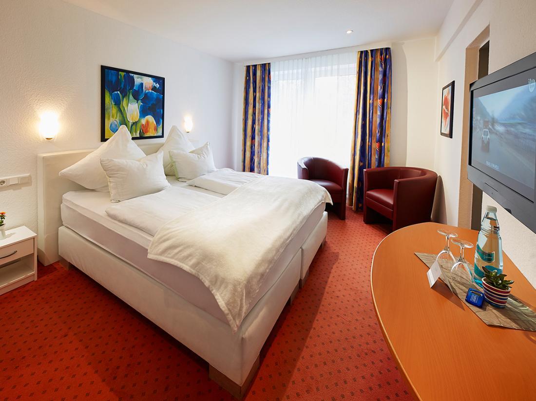 Das Loft Hotel Willingen Hessen Hotelkamer