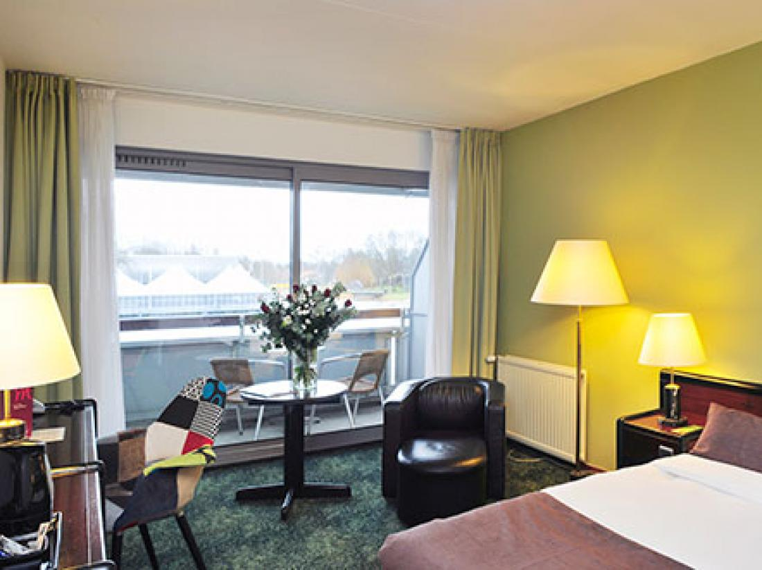 Fletcher Hotel Restaurant Leidschendam Den Haag Randstad Kamer