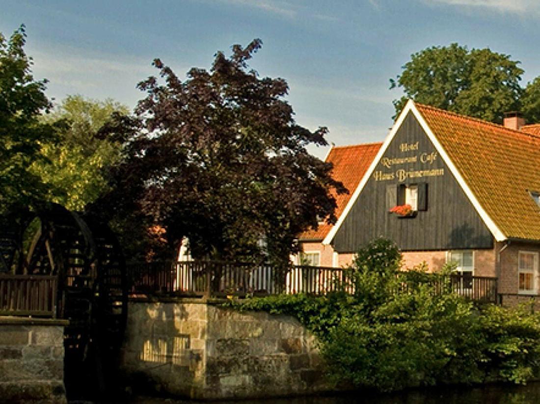 Haus Bruenemann Neuenhaus Duitsland exterieur
