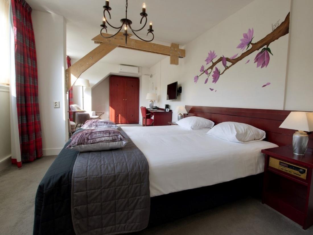 Boetiek Hotel BonAparte Barchem Hotelkamer Tuinzicht Kamer