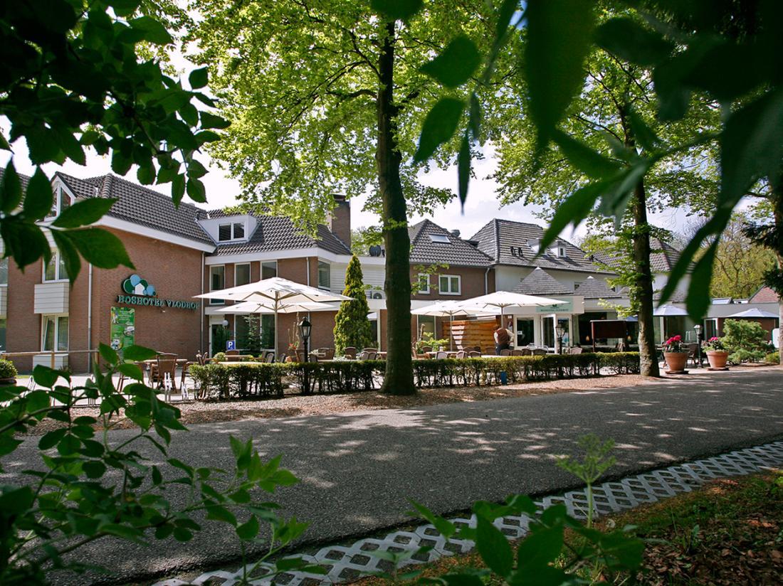 Boshotel Vlodrop Limburg Hotel Exterieur Buitenaanzicht