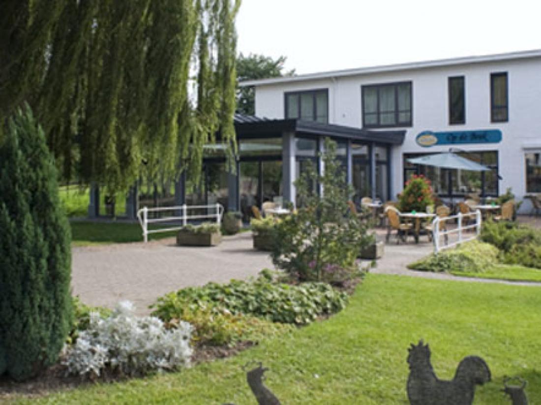 Hotel op de Beek Limburg Vooraanzicht
