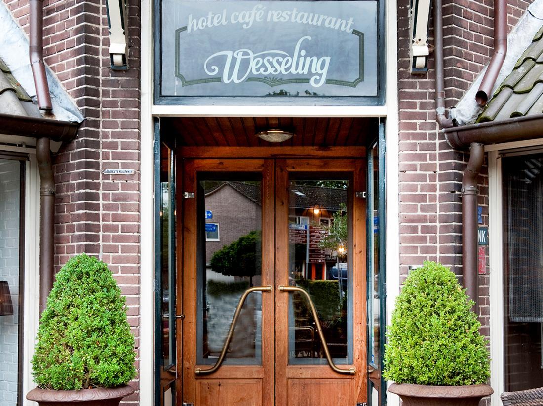 Hotel Wesseling Dwingeloo Hotel Entree