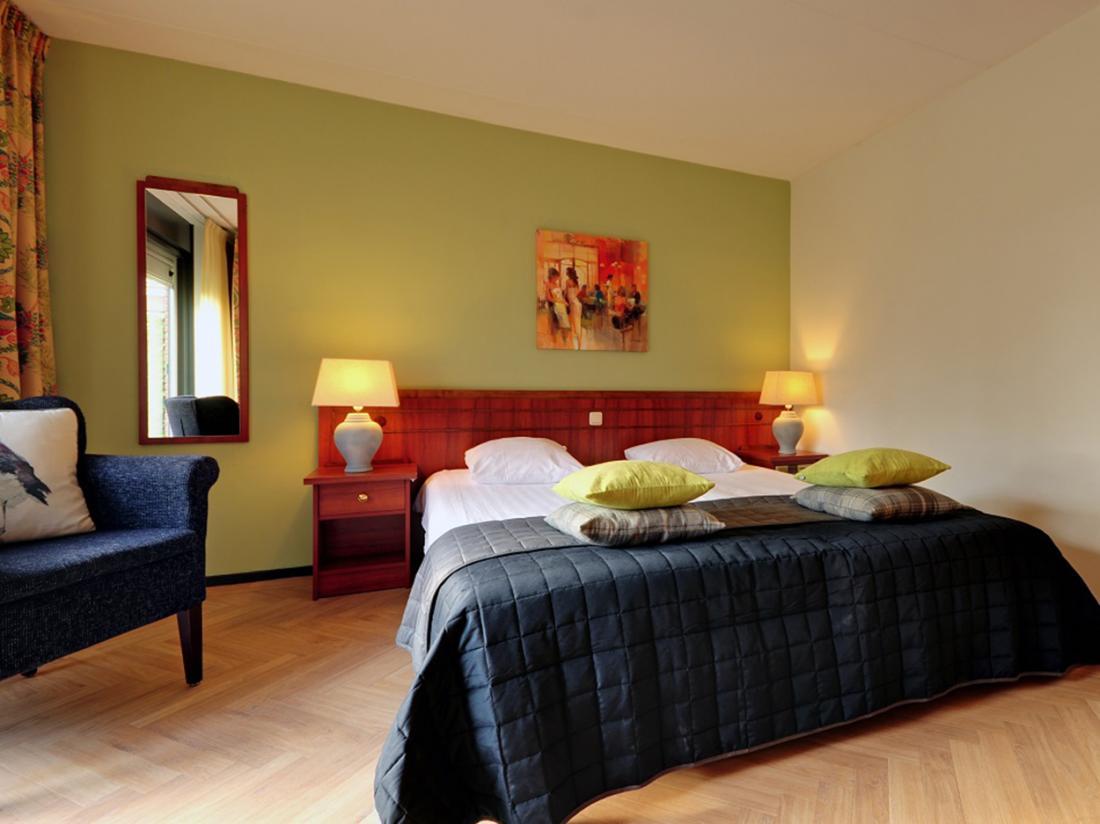 Boetiek Hotel BonAparte Barchem Hotelkamer Tuinzichtkamer Tweepersoonsbed