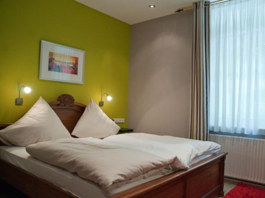 Hotel Bad Bentheim Duitsland Kamer