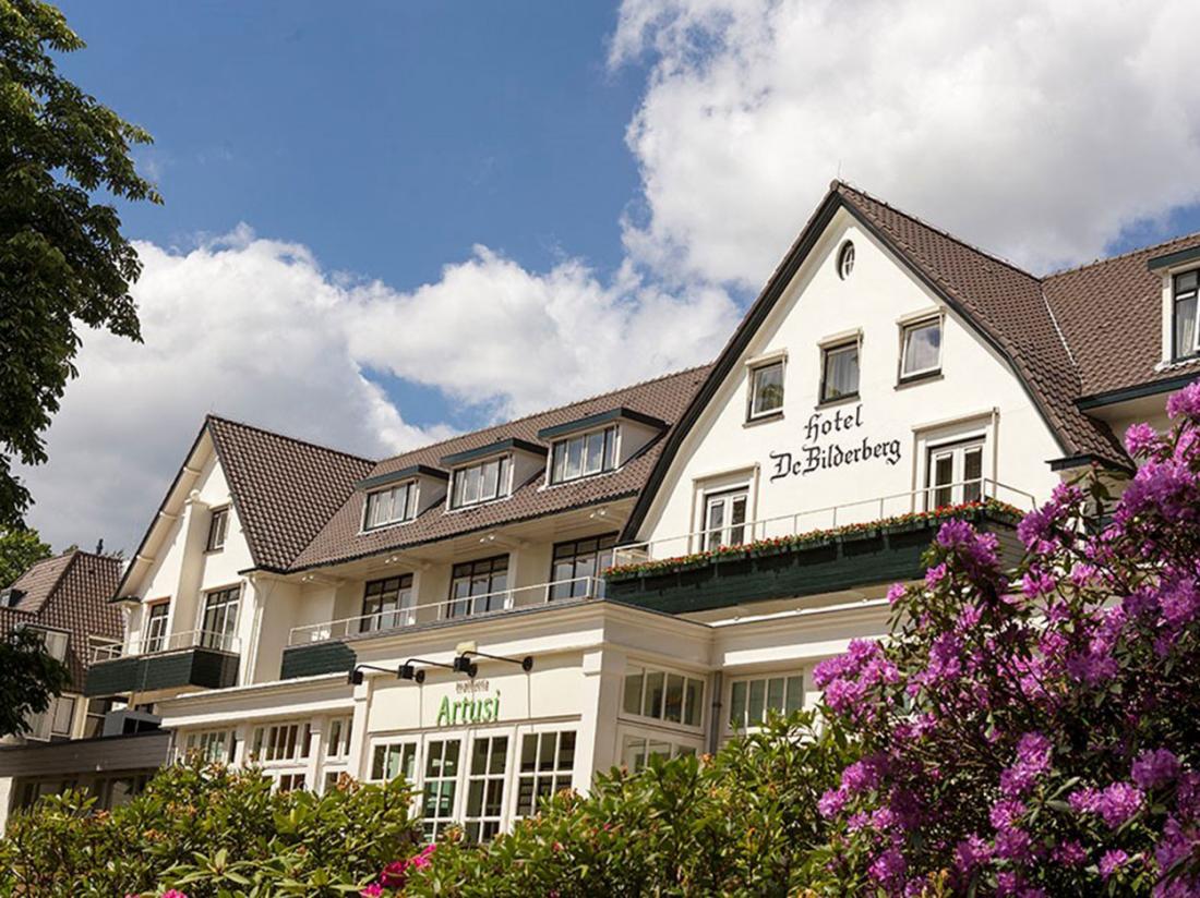 Hotel de Bilderberg Oosterbeek Aanzicht
