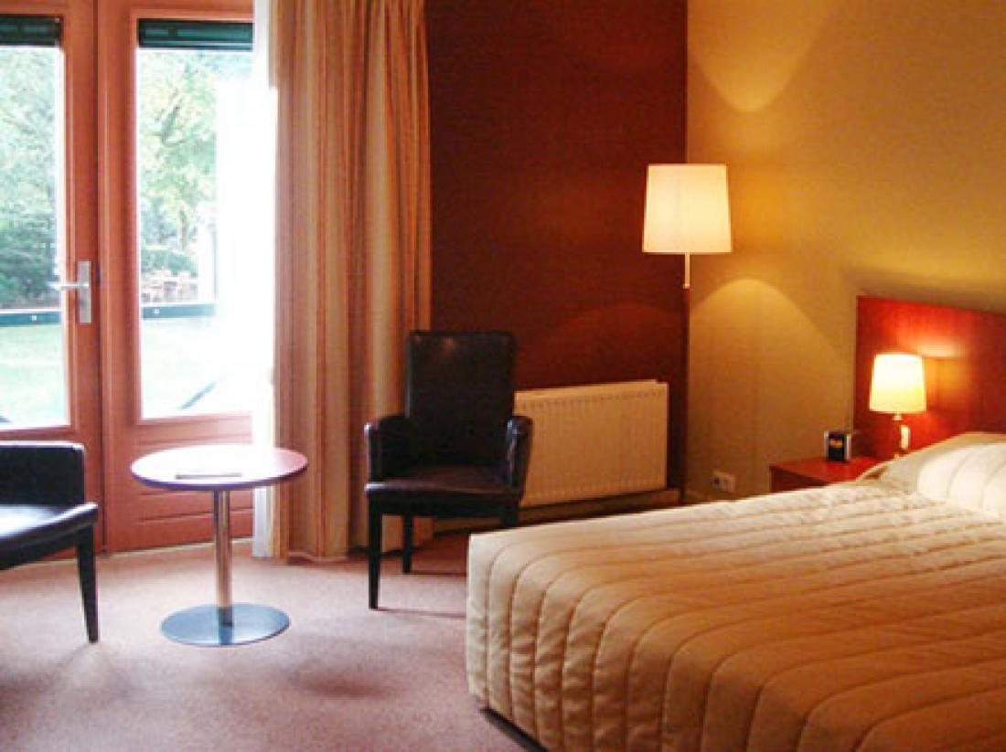 Weekendjeweg Gelderland Hotelkamer