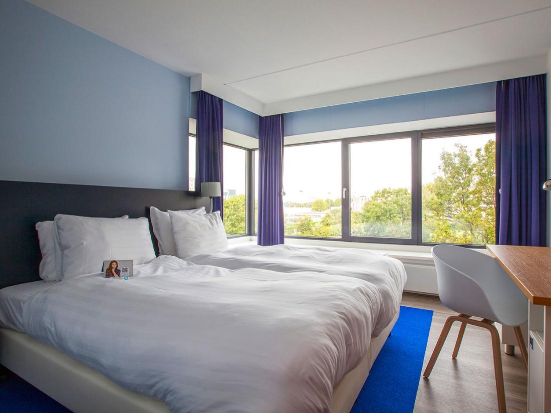 Delta Hotel Vlaardingen Hotelkamer Matroos Landzijde