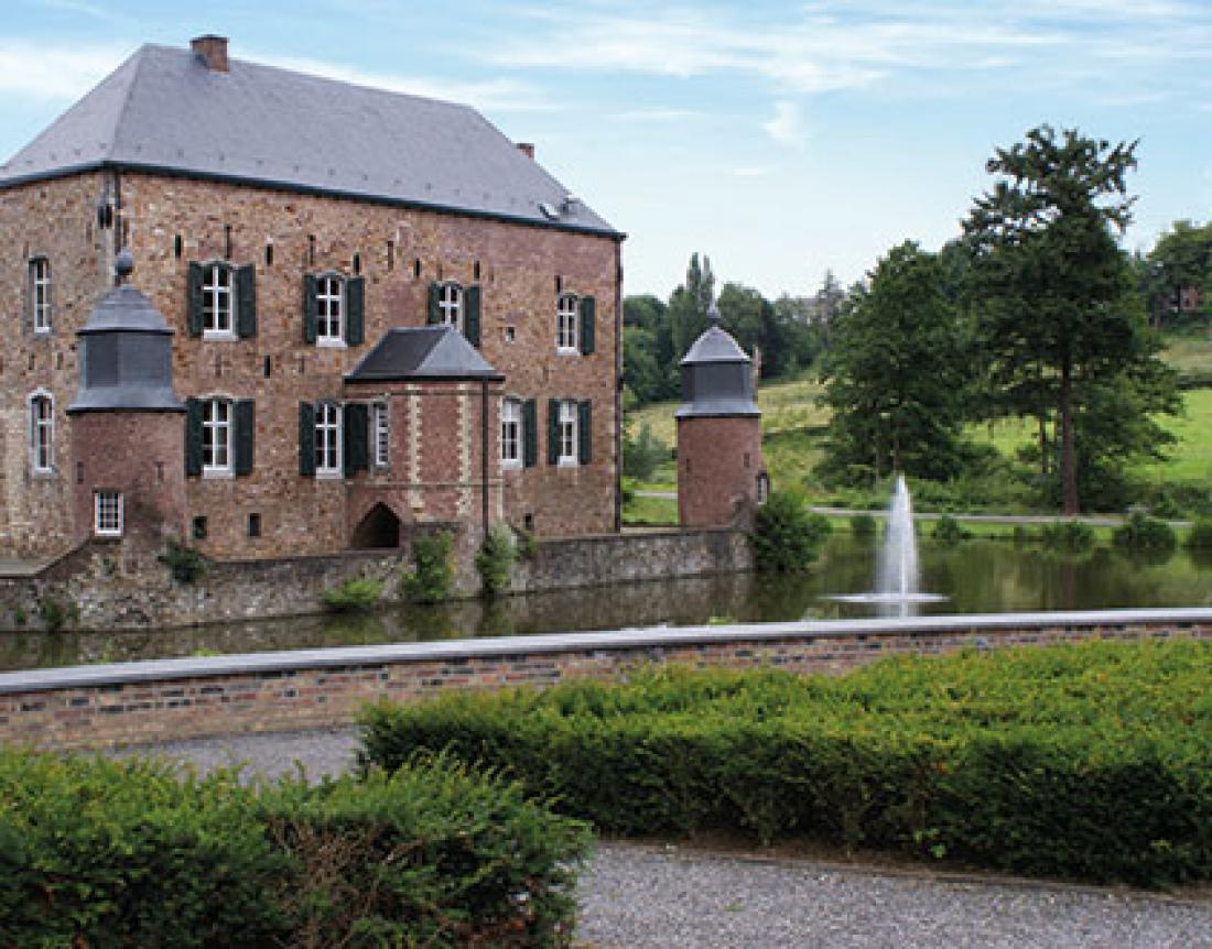 Hotelaanbieding Zuid Limburg Kasteel