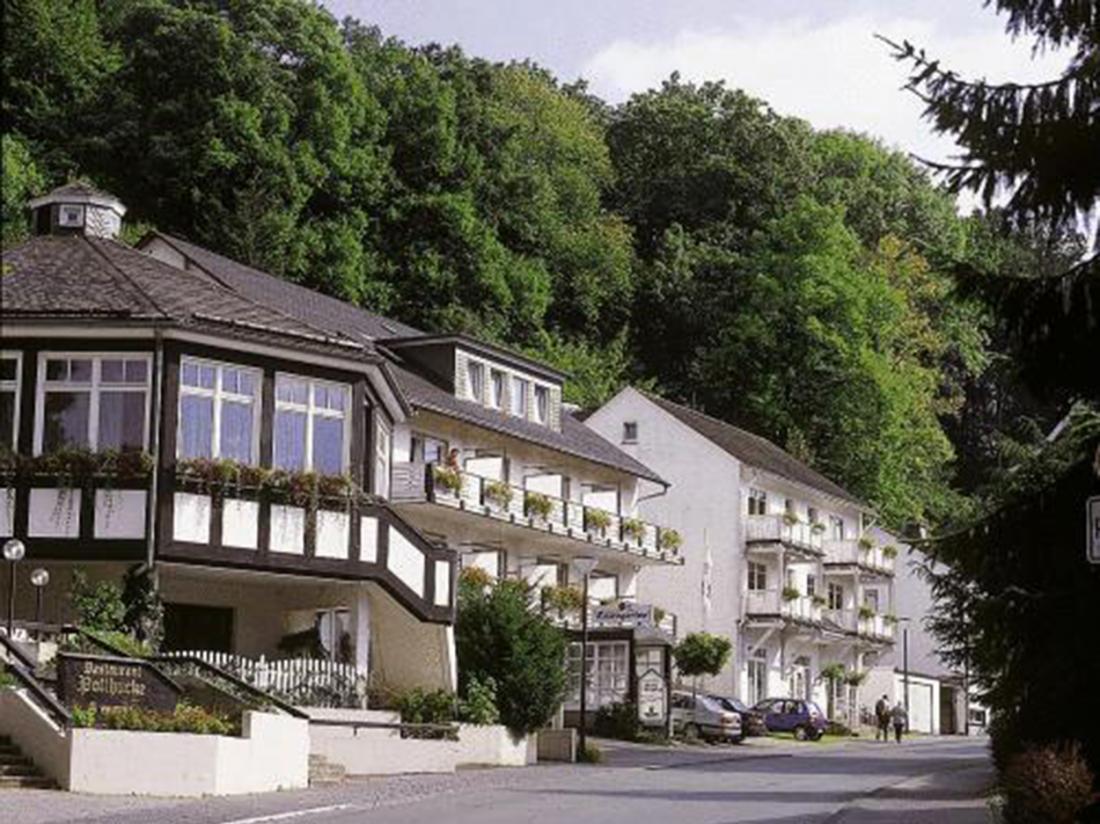 Hotelarrangement Bad Fredeburg Hotelaanzicht