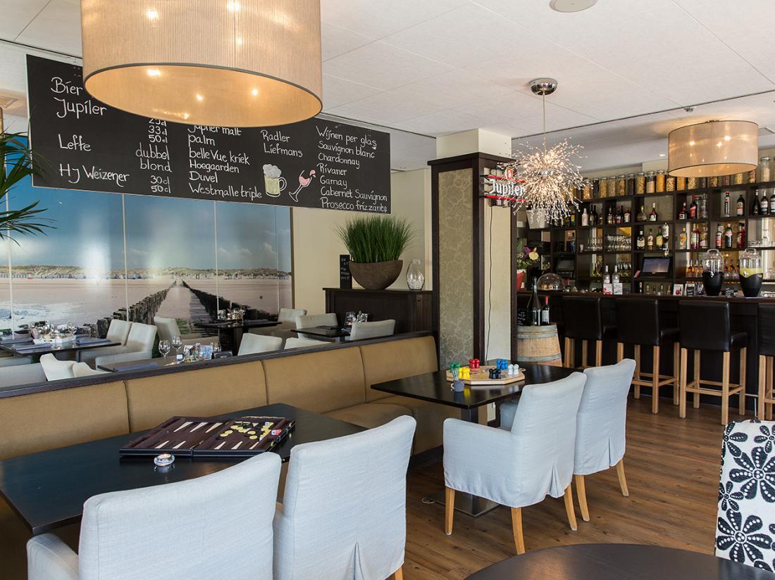 strandhotel bos en duin Zeeland Restaurant