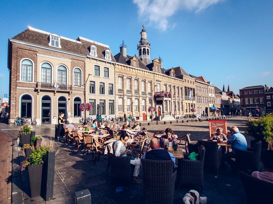 weekendjeweg herkenbosch Roermond Terras