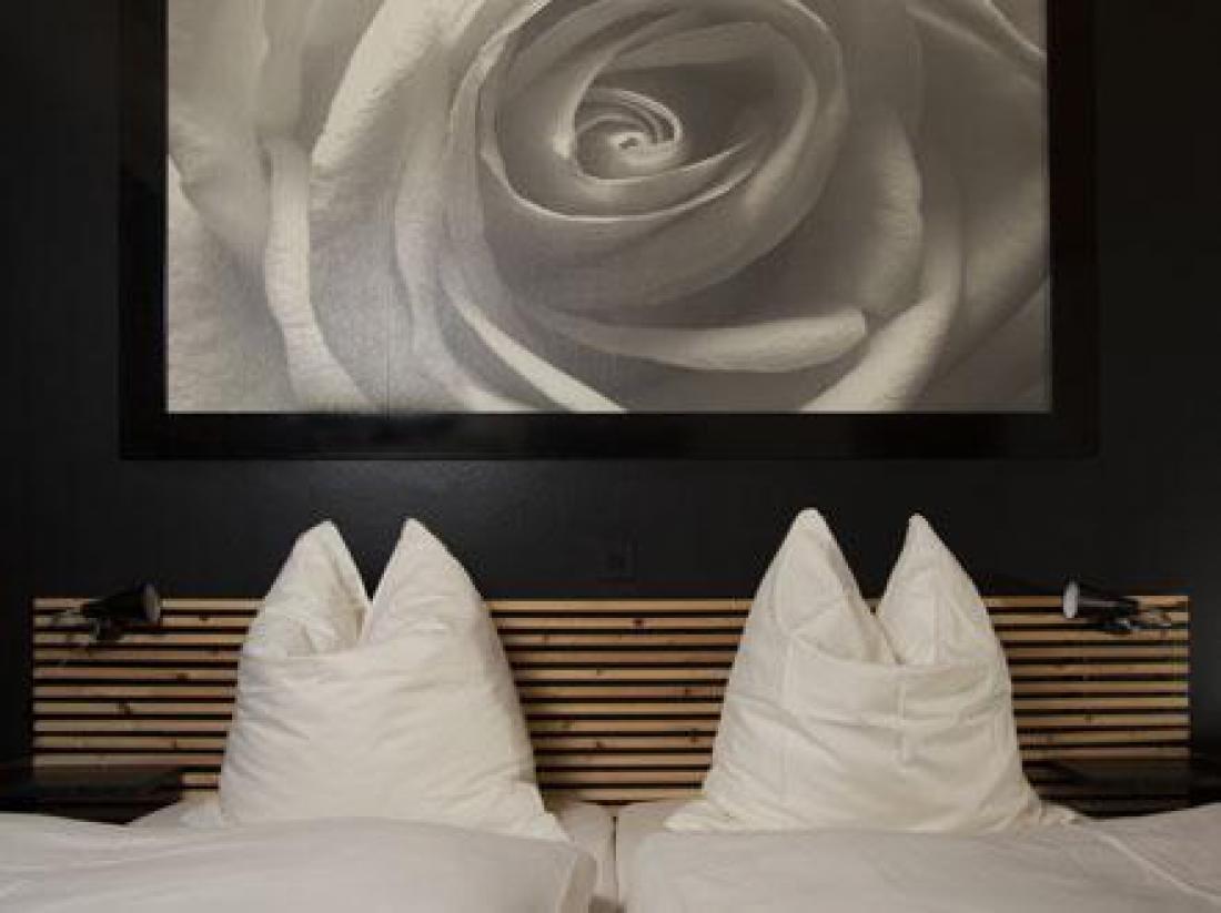 Hotel De Lange Man Monschau hotelkamer