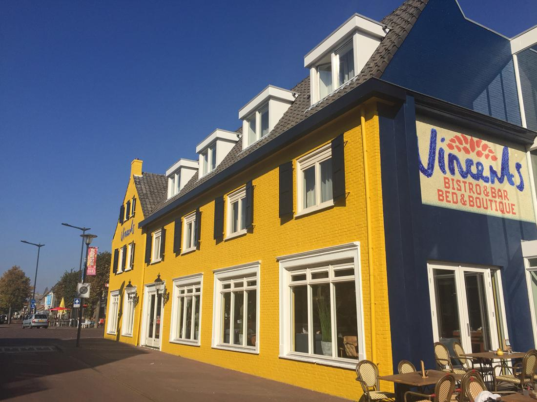 Hotel Etten Leur Hotel vincents aanzicht