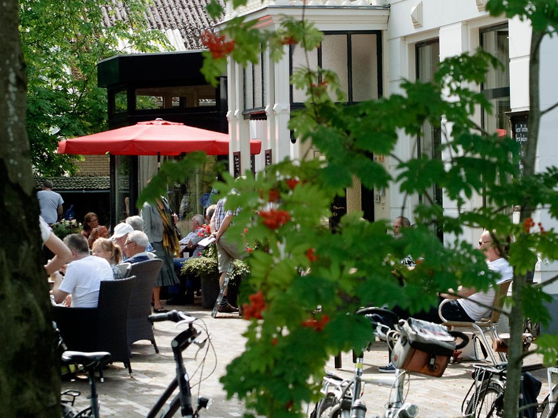 Hotelaanbieding Friesland Terras