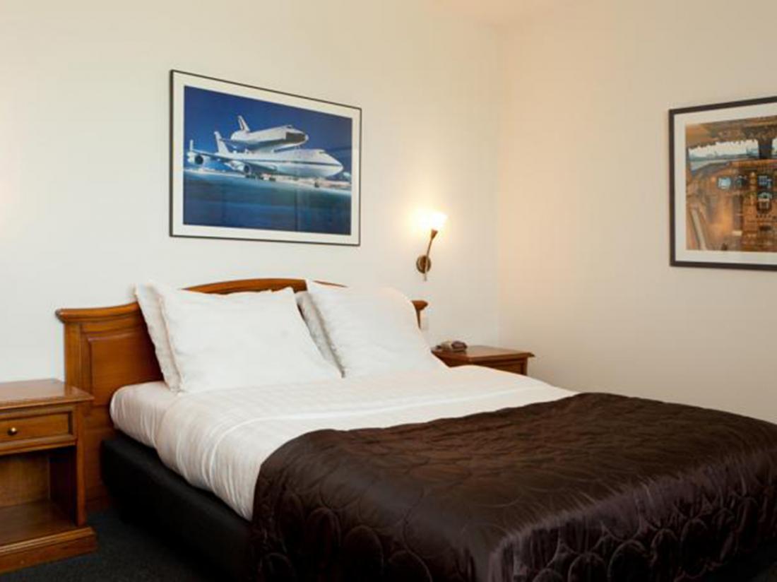 Hotel de Druiventros Noord Brabant Hotelkamer