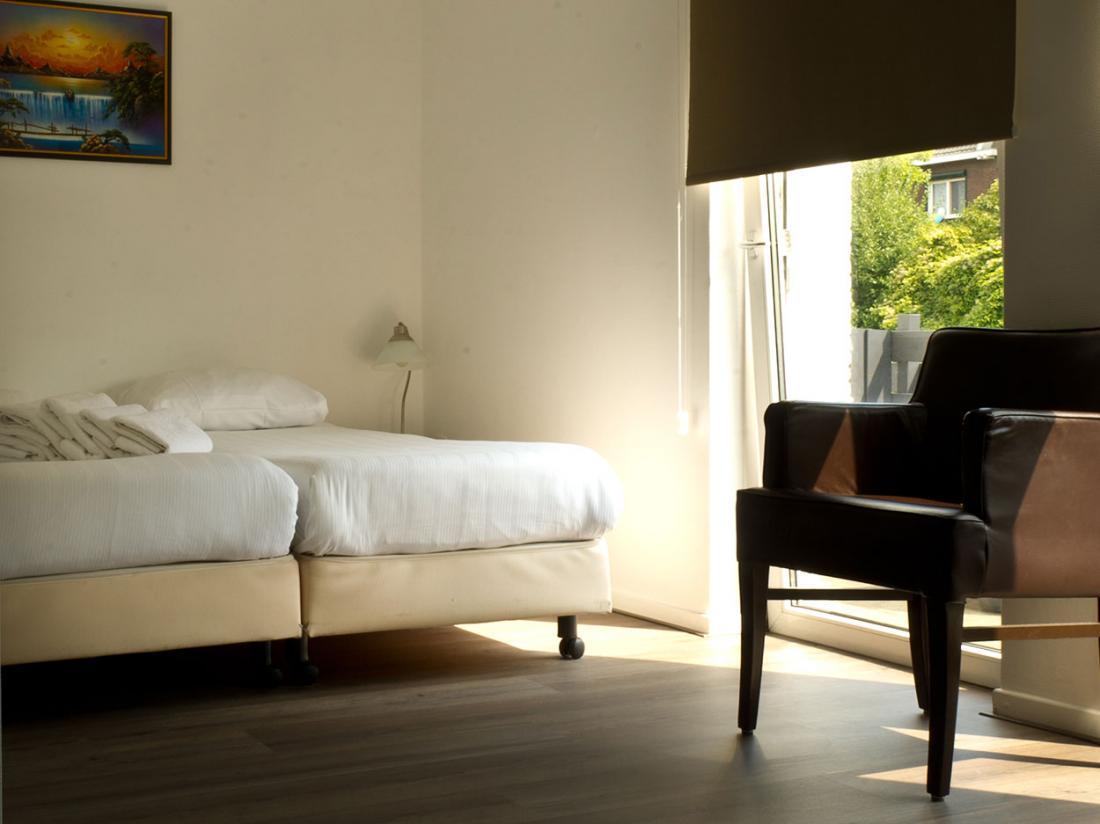 Weekendjeweg Gulpen Hotelkamer