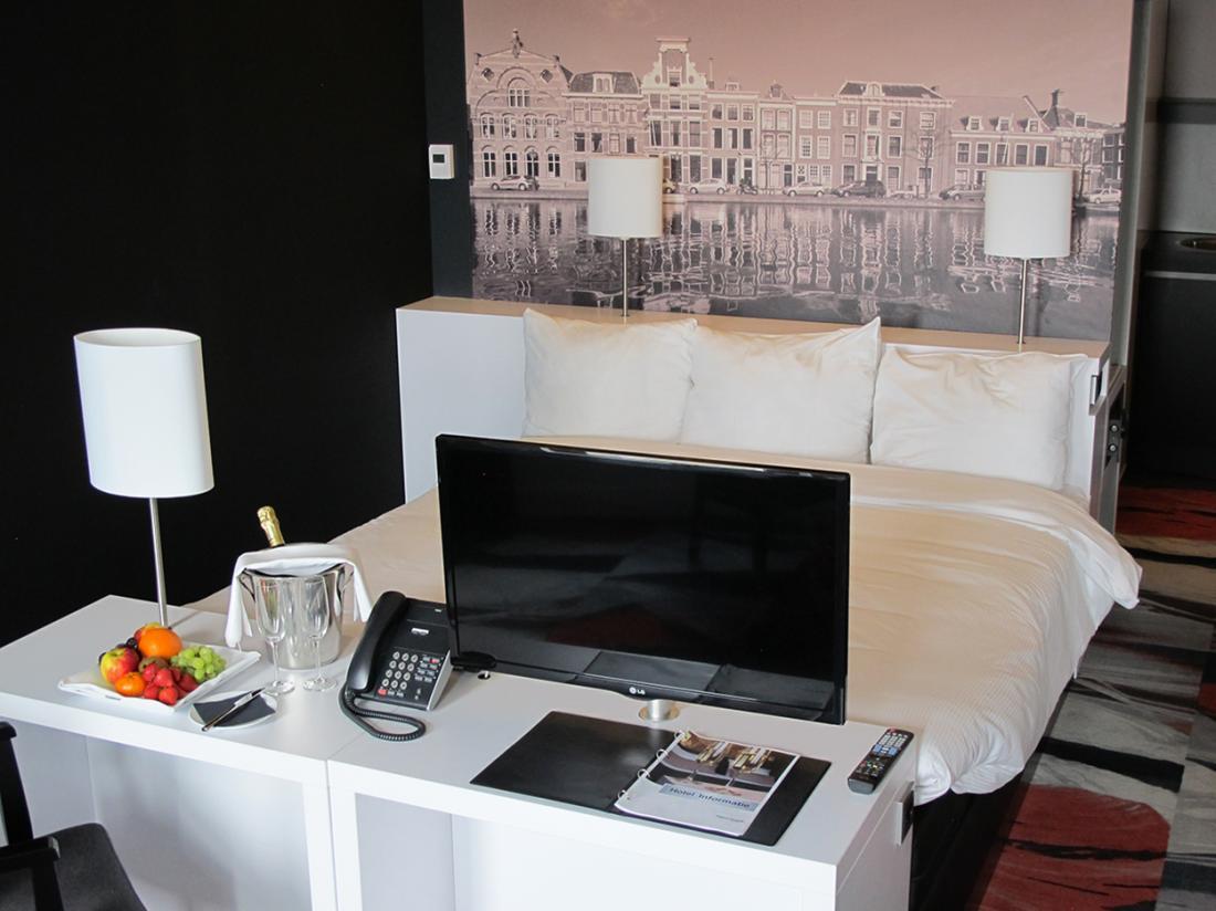 Hotel City Resort Hotel Leiden Hotelkamer