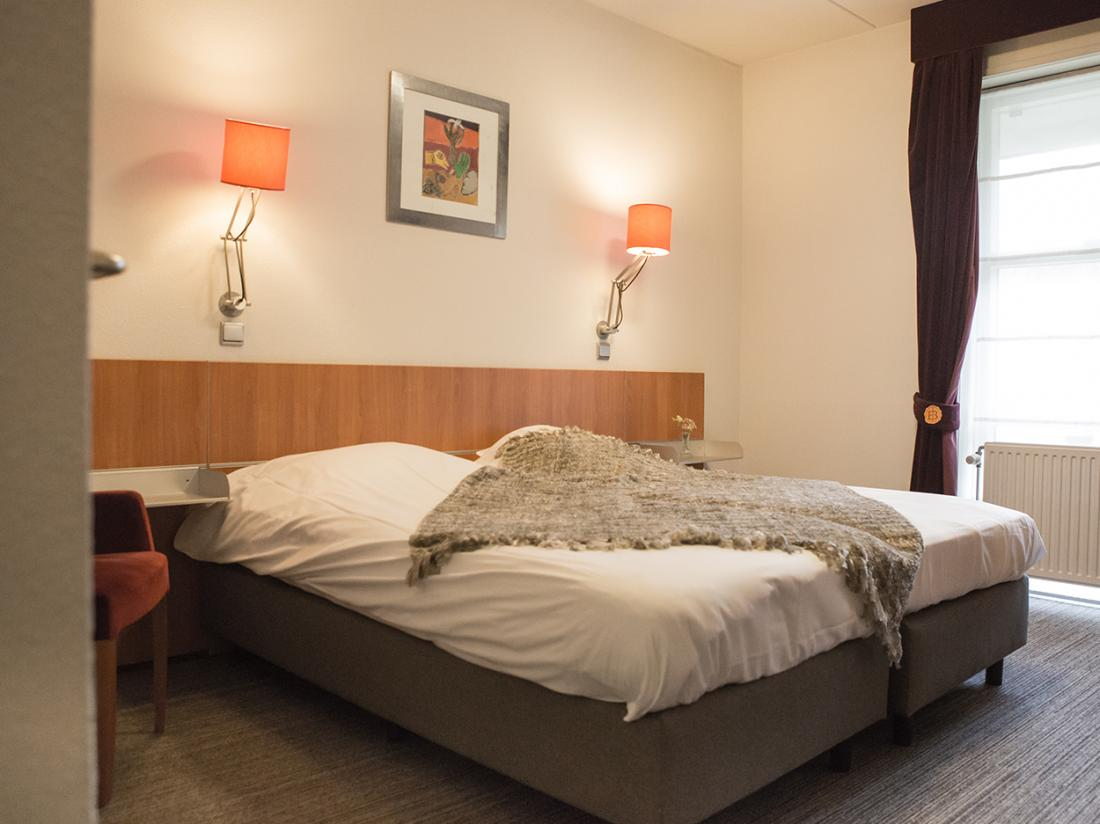 Kasteel Essenburgh Hotelkamer Standaard