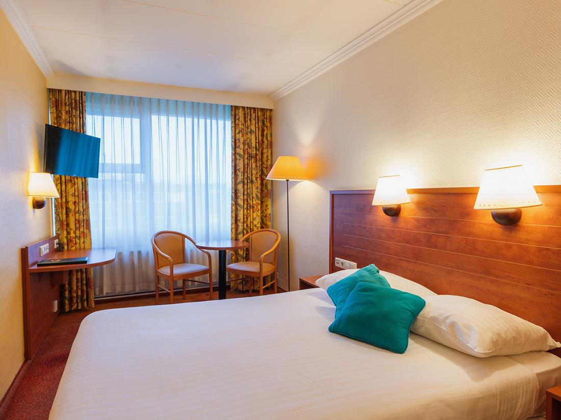 Groningen Hotel Kamer