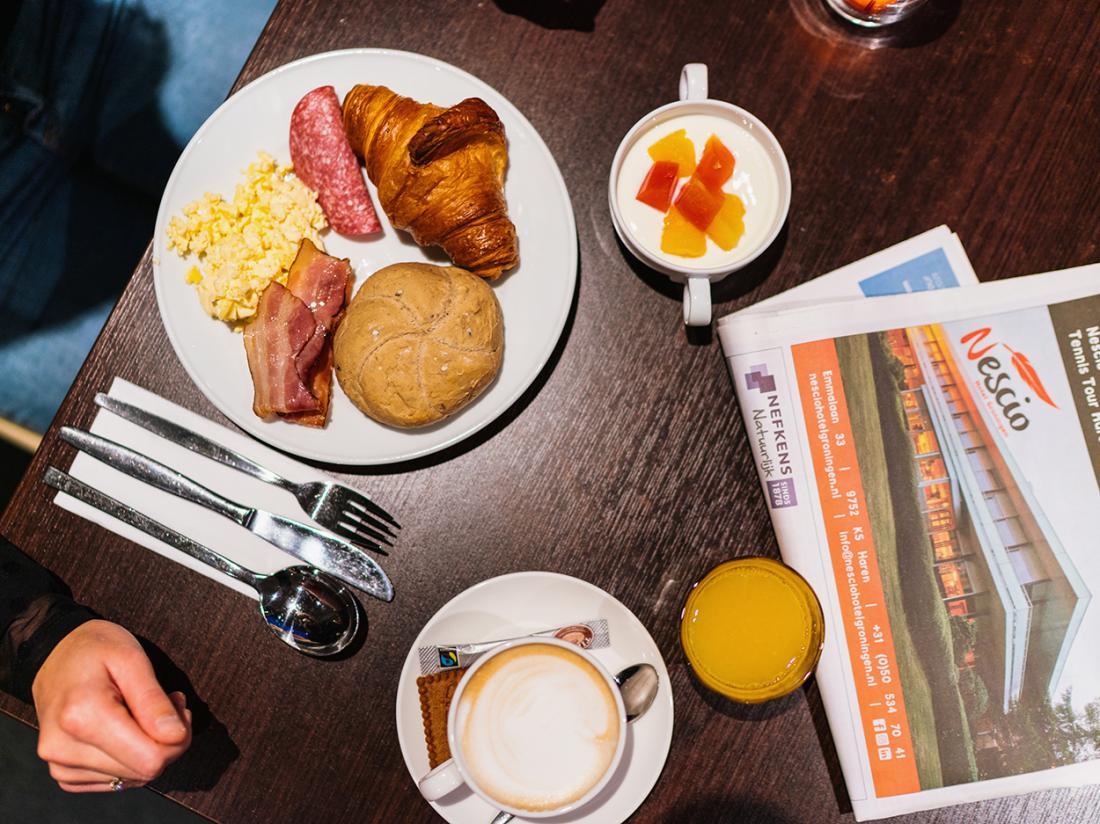 Ontbijt Hotel Groningen