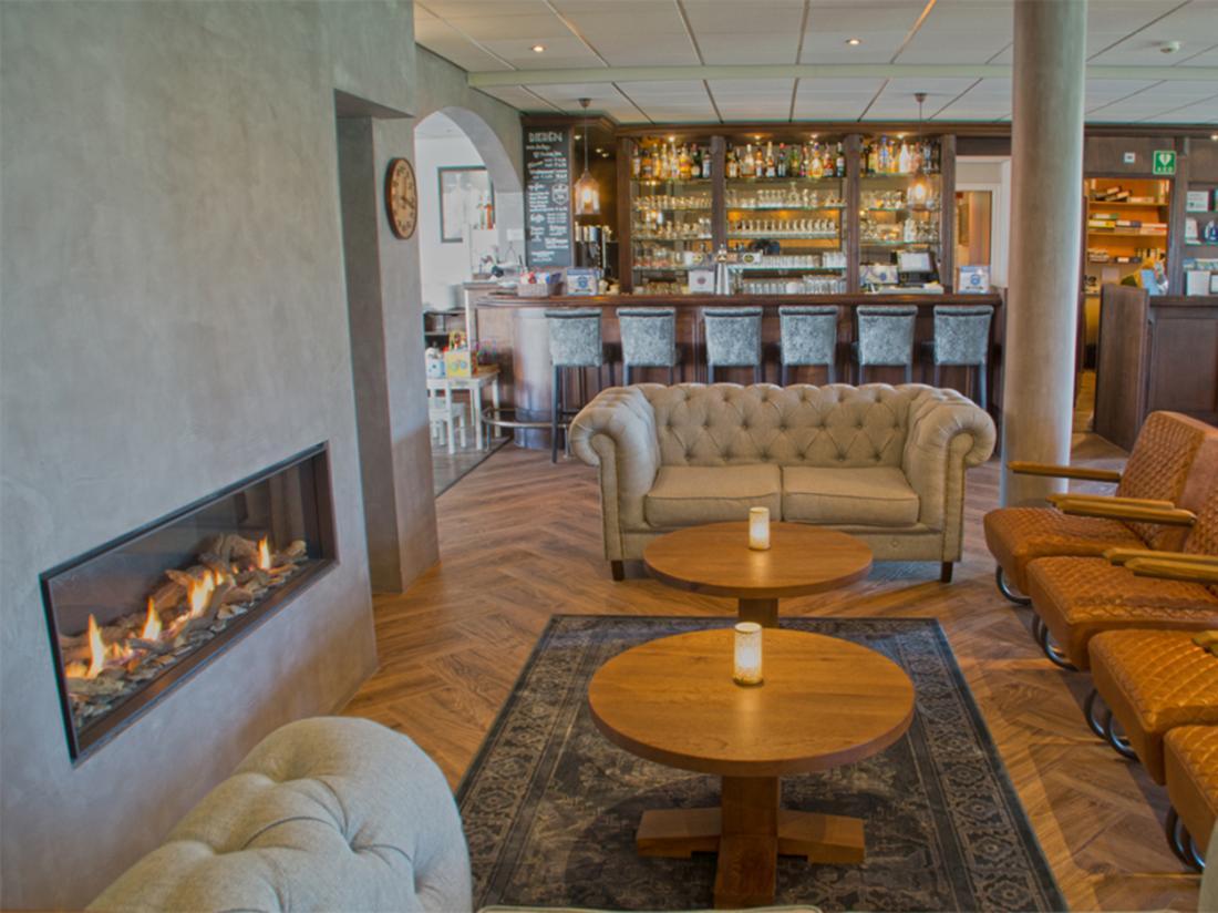 Landgoed Hotel Tatenhove Texel DeKoog Lounge