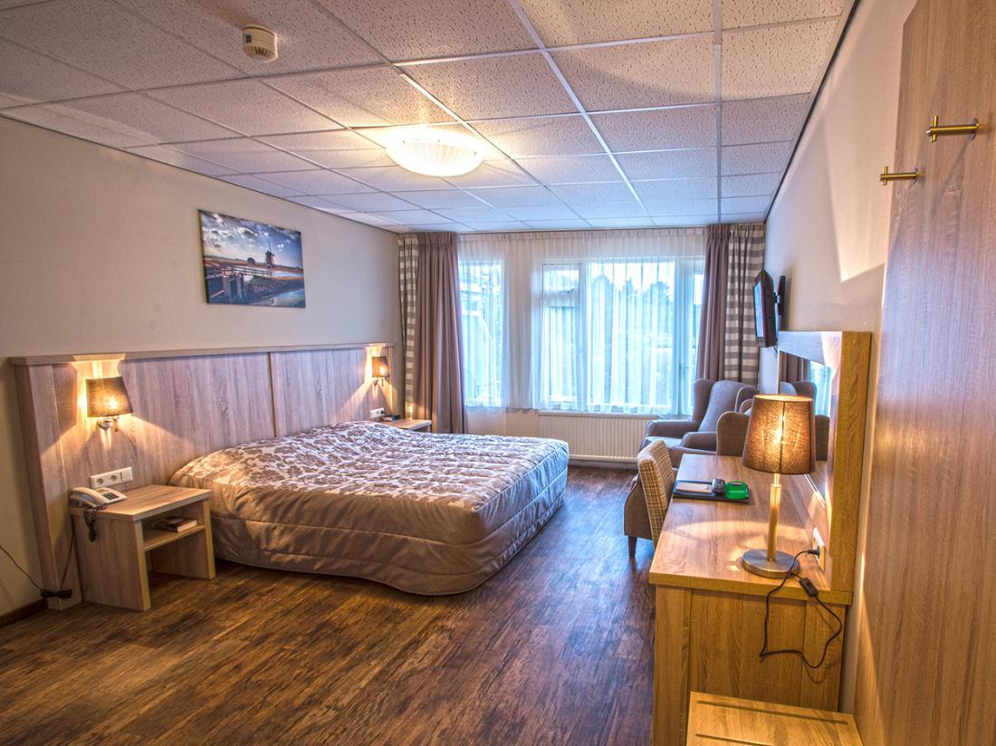 Landgoed Hotel Tatenhove Texel Hotelkamer