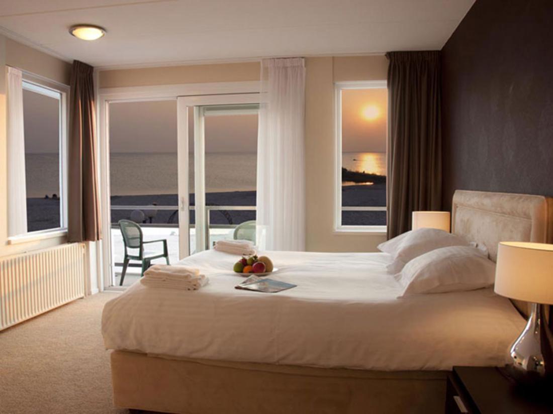 weekendjeweg Makkum Hotelkamer Deluxe