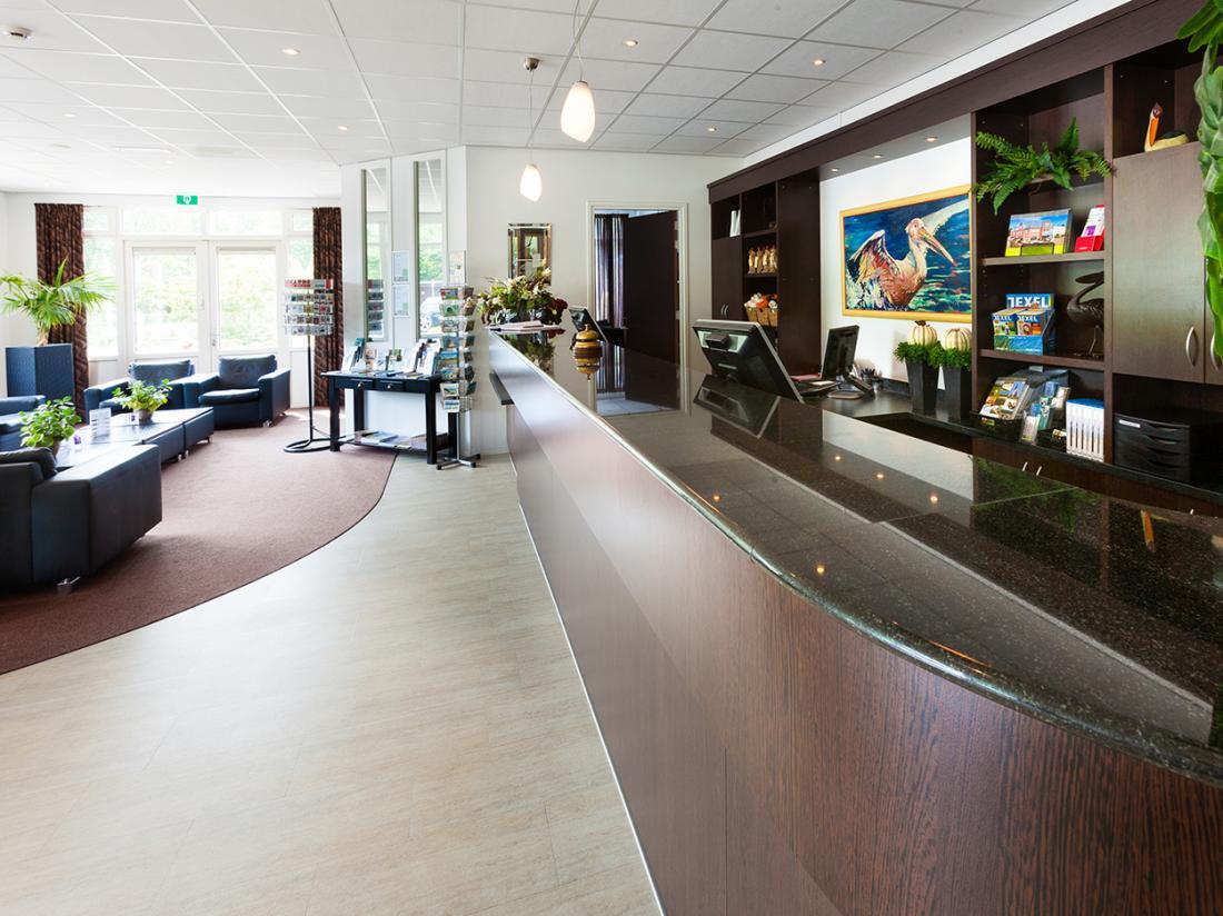 Weekendjeweg Texel Texel Receptie