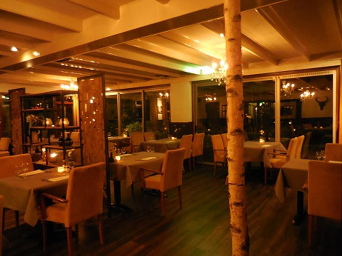 Restaurant Witte Berken diner overnachten