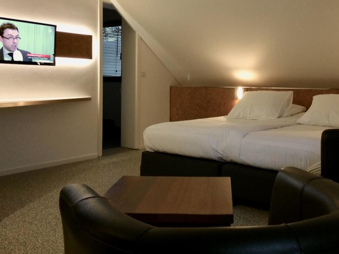 Winterberg Bed Breakfast Sauerland Interieur standaard kamer