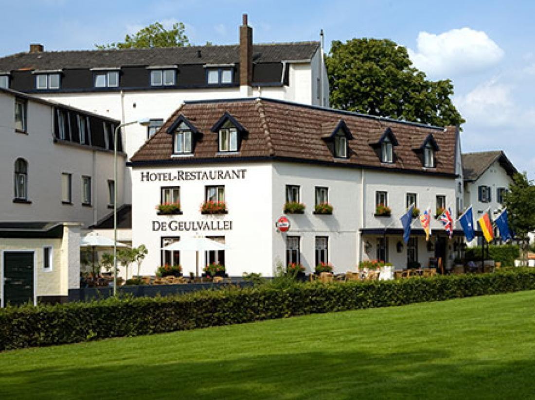 FletcherHotelRestaurantDeGeulvalleiValkenburgPand