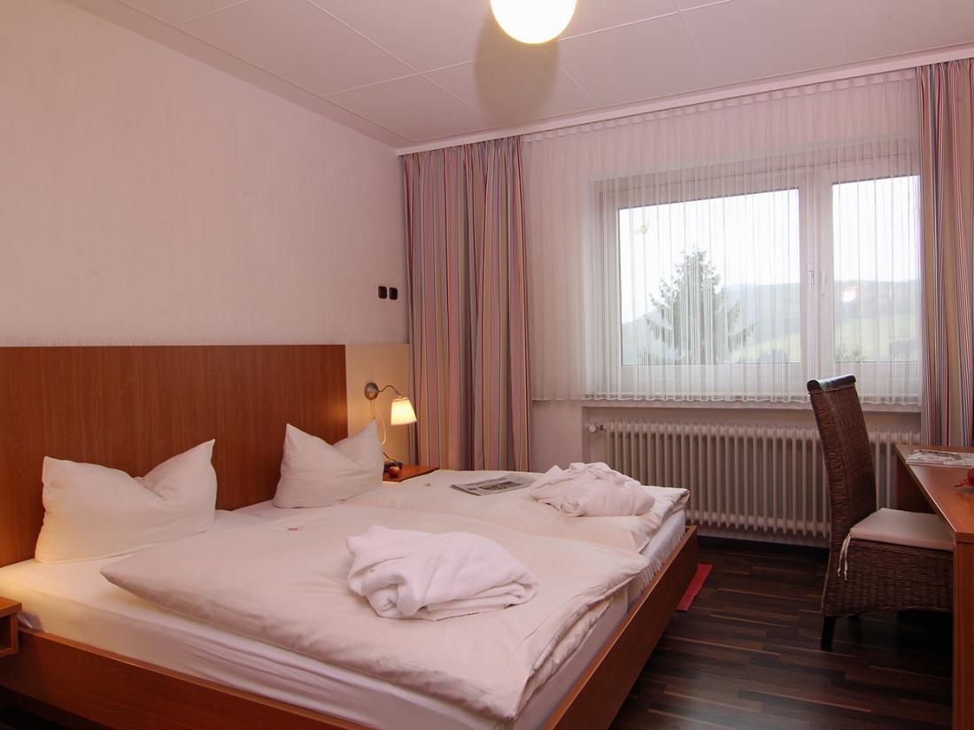 Hotel Lahnblick Nordrhein Westfalen Hotelkamer
