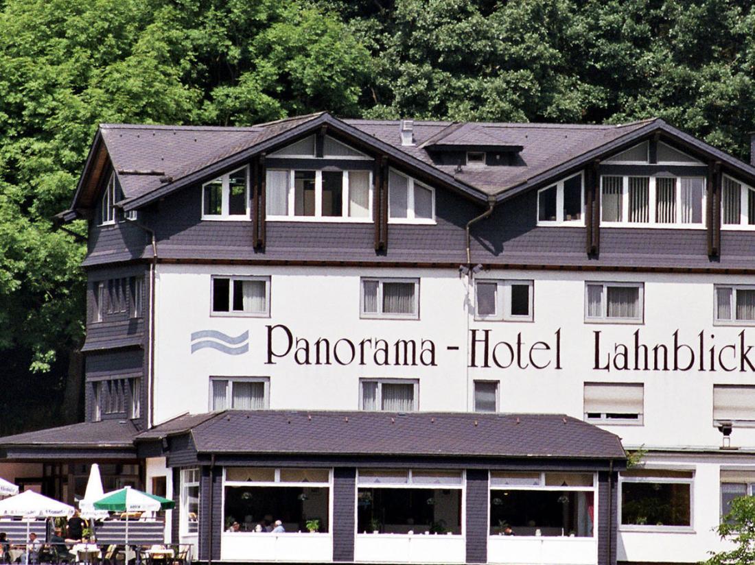 Hotel Lahnblick Nordrhein Westfalen Vooraanzicht